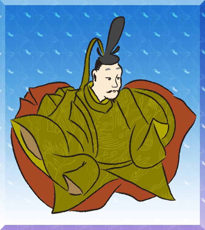天智天皇(てんじてんのう)