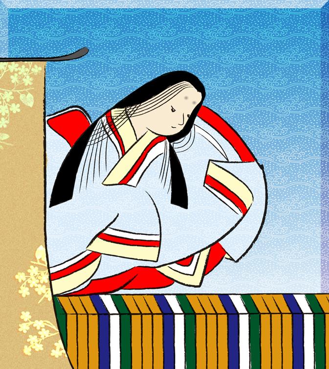 持統天皇(じとうてんのう)の画像