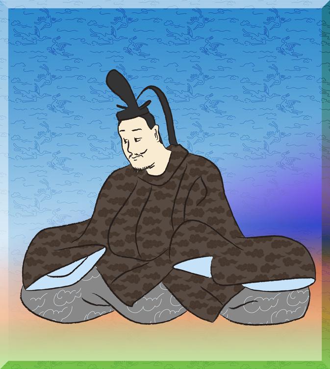 清原深養父(きよはらのふかやぶ)