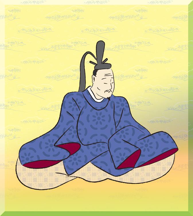 皇太后宮大夫俊成(こうたいごうぐうのだいぶしゅんぜい)